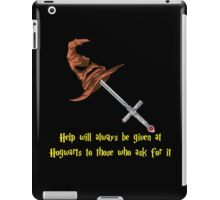 A True Gryffindor iPad Case/Skin