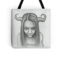 I Will Destroy You Tote Bag