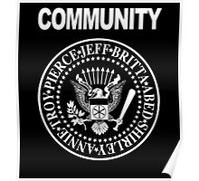 Community - Great Seal of the Study Group Poster