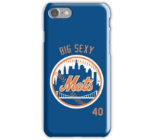Bartolo Colon - big sexy iPhone Case/Skin