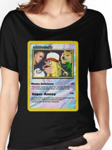 memecity Women's Relaxed Fit T-Shirt