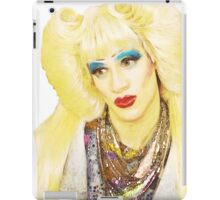 Watercolor Hedwig  iPad Case/Skin