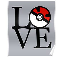 Monsters Trainer Lover Gift, Love Monsters Game T-Shirt Poster