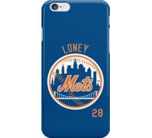 james loney iPhone Case/Skin