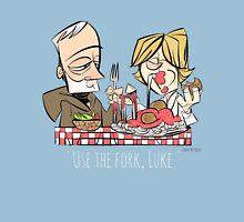 Use the FORK Luke! Unisex T-Shirt