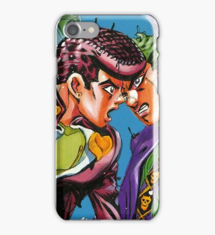 Josuke VS Kira iPhone Case/Skin