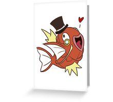 Magikarp Greeting Card