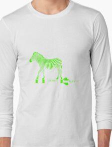 Zebra Rock It 12B Long Sleeve T-Shirt