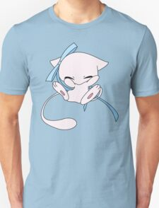 mew with a bow  Unisex T-Shirt