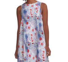 MOTHER MOTHER MUDRA A-Line Dress