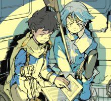 Tales of Zestiria - Kid Sorey & Mikleo Sticker