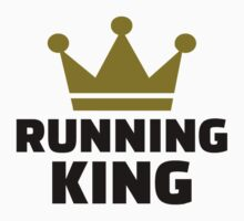 Running King Kids Clothes