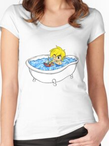 The Great Tub Women's Fitted Scoop T-Shirt