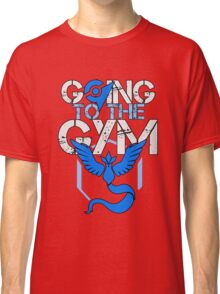 Team Mystic - Going to the Gym Classic T-Shirt