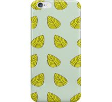 Leaves!  iPhone Case/Skin