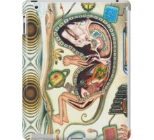embryo - m. a. weisse iPad Case/Skin