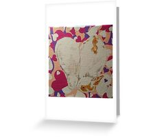 Bunny Anytime Valentines-Design Twenty-four Greeting Card