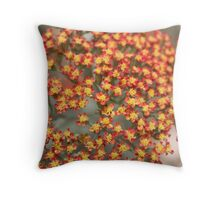 Flowers Tiny Tiny Throw Pillow