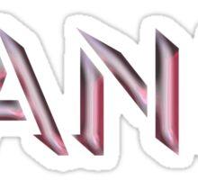 Candi Sticker
