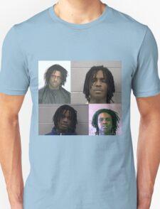 Chief Keef Mugshots Unisex T-Shirt