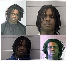 Chief Keef Mugshots Poster