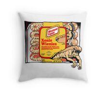Xenie Wienies Throw Pillow