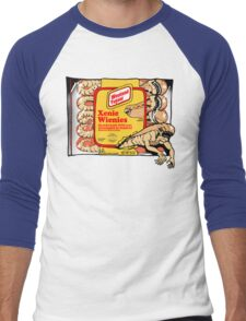 Xenie Wienies Men's Baseball ¾ T-Shirt