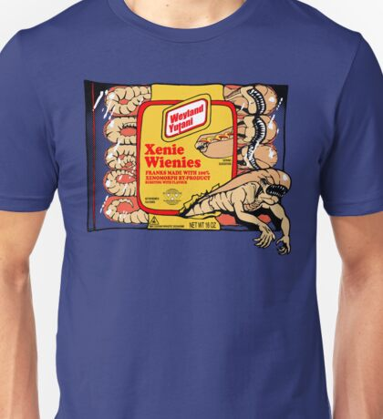 Xenie Wienies Unisex T-Shirt