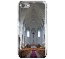 St. Benard Church, Nova Scotia iPhone Case/Skin