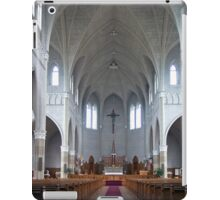 St. Benard Church, Nova Scotia iPad Case/Skin