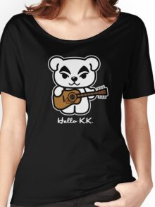 Hello K.K. Women's Relaxed Fit T-Shirt