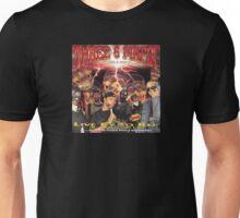 THREE 6 MAFIA MIXTAPE COVER T SHIRT HIPHOP TEE Unisex T-Shirt