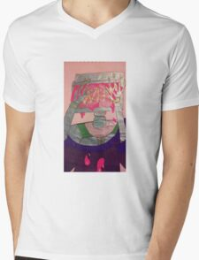 Questioning the elements of my demise Mens V-Neck T-Shirt
