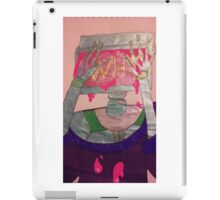 Questioning the elements of my demise iPad Case/Skin