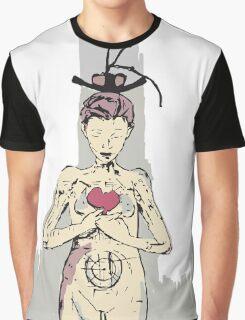 Original Sculpture by J.Robert Griego  Graphic T-Shirt