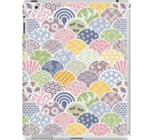 Spring Scales iPad Case/Skin