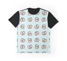Pretzel Pretzel Pretzel Graphic T-Shirt