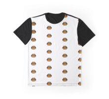 Orange Lips Graphic T-Shirt