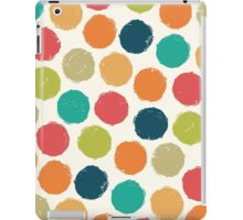 Retro Dots iPad Case/Skin