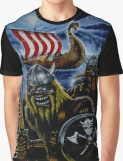 IRON MAIDEN 2 Graphic T-Shirt
