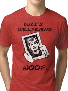 Home Alone: Buzz's Girlfriend Tri-blend T-Shirt