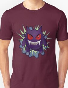 Ginger the Gengar Pokemon Unisex T-Shirt