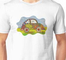 VW Punch Buggy Vroom Vroom Unisex T-Shirt