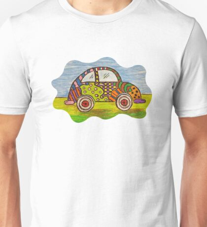 VW Punch Buggy Vroom Vroom Unisex T-Shirt