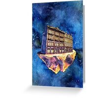 Hotel Luks, Stalingrad Greeting Card