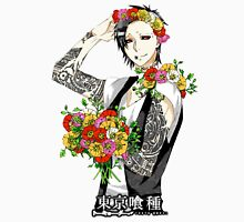 tattooed uta and his flowers  Unisex T-Shirt