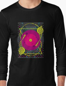 Stereo Mix Long Sleeve T-Shirt