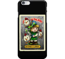 Stinky Linky iPhone Case/Skin