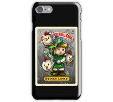 Stinky Linky iPhone Case/Skin