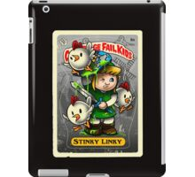 Stinky Linky iPad Case/Skin